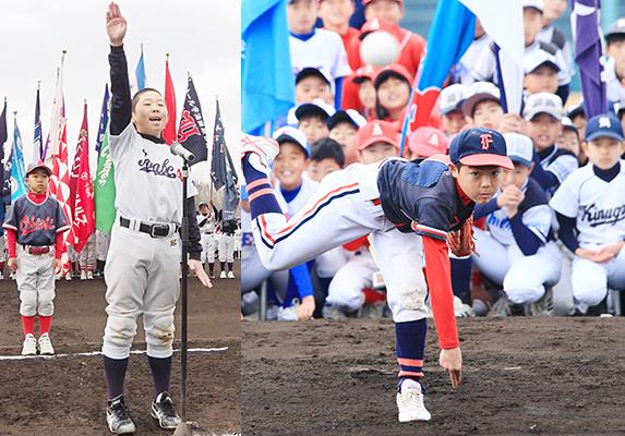 第133回南京都少年野球大会/2019年2月17日~4月6日