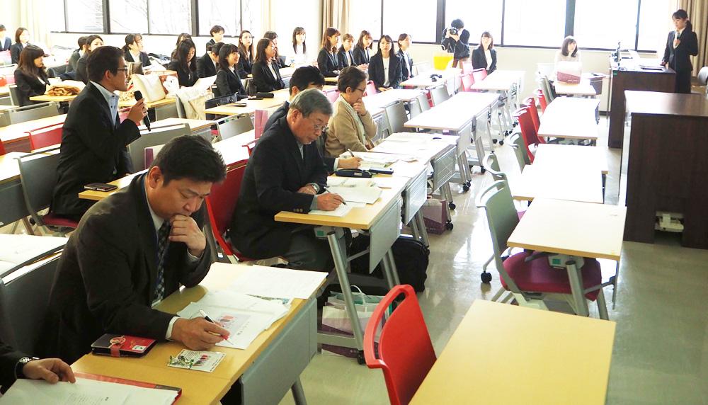 学生の発想、努力が競演/同志社女子大・地域連携型授業