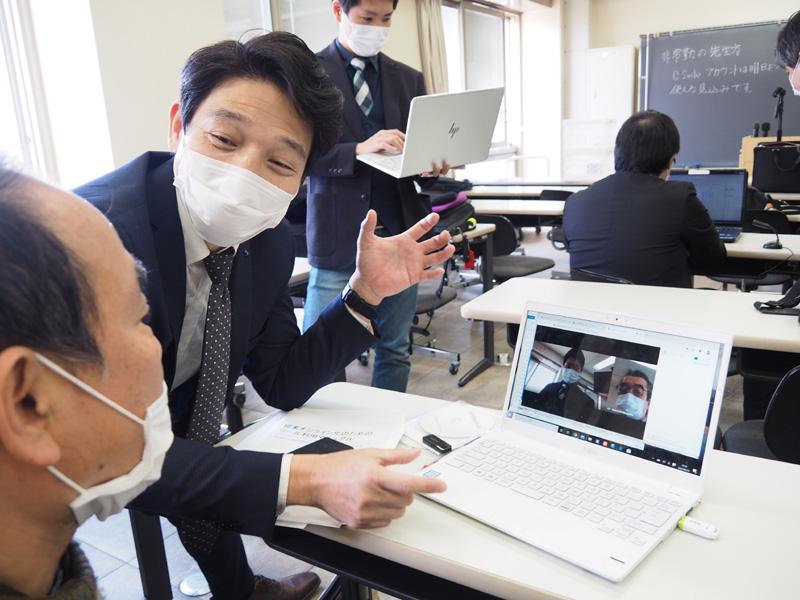 授業オンライン化に尽力/京都文教大学・短期大学