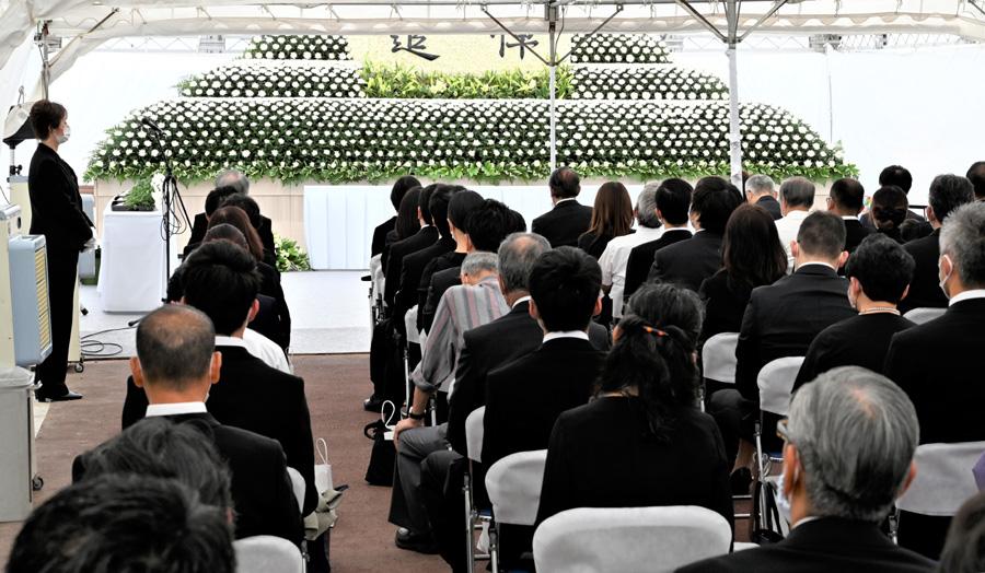 跡地で追悼式、映像配信も/京都アニメーション