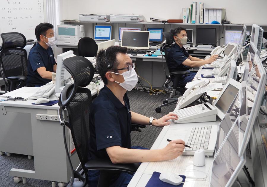 急変時に通訳スムーズ/京田辺市消防・多言語対応サービス