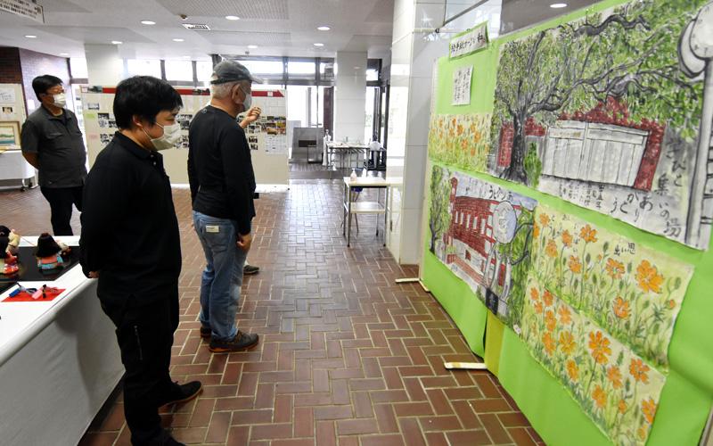 「45年間お疲れ様」/久御山町中央公民館 今月末閉館