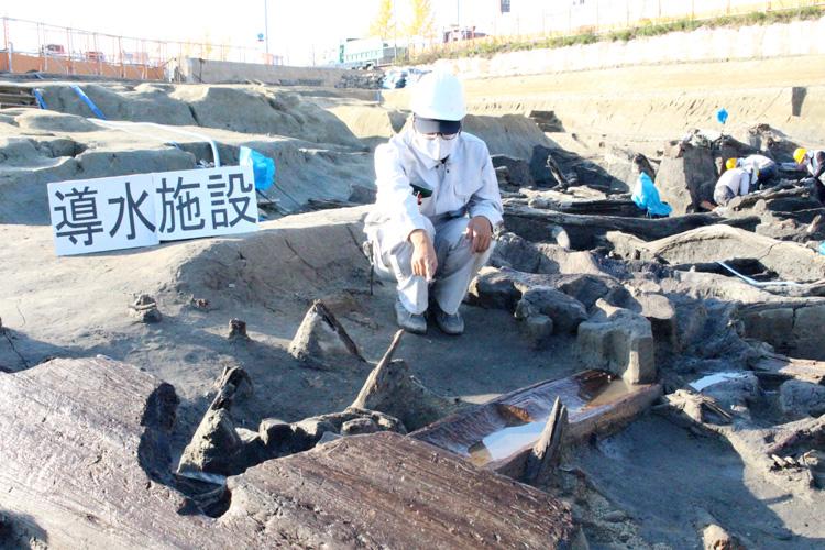 古代の祭祀施設を発見/城陽 小樋尻遺跡