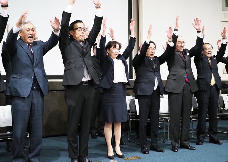 宇治市長に松村淳子氏/初の女性リーダー誕生