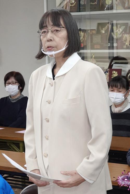 今西久美子氏が出馬/宇治田原町長選