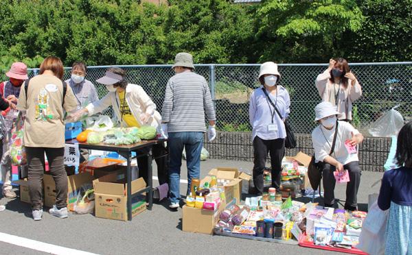 「食料支援プロジェクト」宇治で初開催