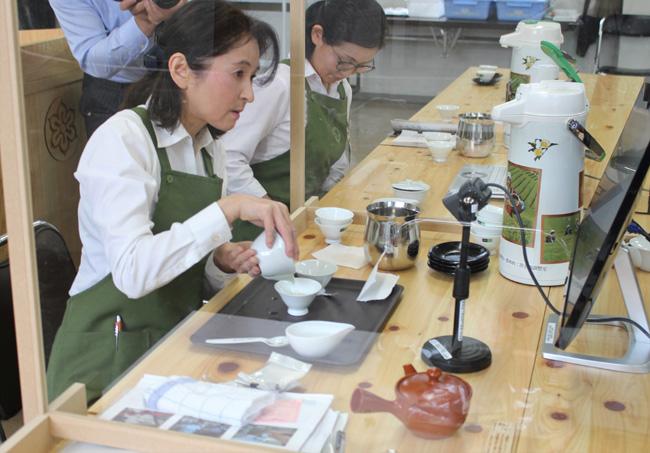 オンラインで学ぶ宇治茶/「茶ムリエ講座」