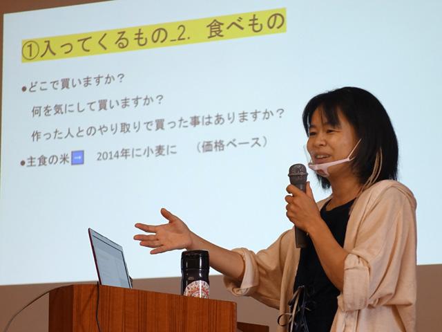 未来の環境へ意識高めて/久御山町シニアクラブ連合会文化講演会
