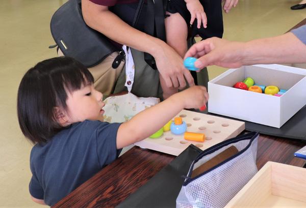 木製玩具、ボードゲームなどを貸し出し/井手町「おもちゃ図書館」開始
